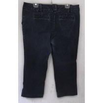 Pantalon Jeans New York T/16 38 Mex Stretch De Mezclilla