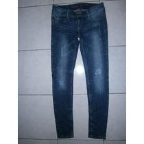 Jeans Marca Quarry Mod. Super Skinny Talla 5 Mx