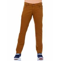 Pantalon Gabardina Capuchino Furor Como Jeans