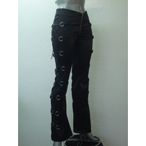 Pantalon Ropa Gotica Dark Goth Metalera Alternativo Punk
