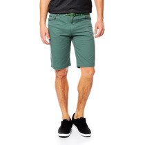 Van Roy - Short Tipo Chino - Verde - Mp-06