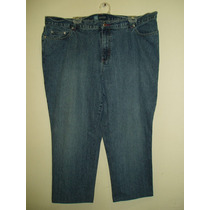 Pantalon Jeans Para Dama Marca Avenue Blues Talla Extra