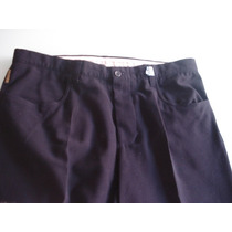 Pantalon Armani Jeans Azul Marino. Casi Como Nuevo!!