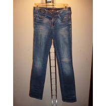 Pantalon Mezcilla Jeans Sexi Jeans Sxy Talla 4 Mujer