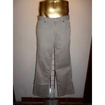 Pantalon Kaki Marca Hobie Hombre Talla 34
