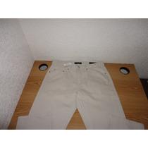 Jeans Banana Republic (straight) 31x32 Crema 100% Original