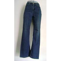 Pantalon De Mezclilla Entubado Dkny Original Talla 2r O 26mx