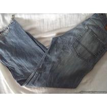 Jeans De Mezclilla Levis Strauss Signature 32 X 30 Azul