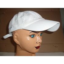 Limipia Closet Gorra Color Blanco Unitalla