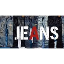 10 Jeans Pantalones De Mezclilla Al Mejor Precio Originales