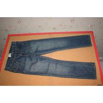 Pantalon De Mezclilla Niño Children´s Place Azul Marino