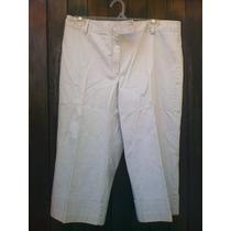 Pantalon Pesquero 27 Ann Taylor T-16 Fashion,sexy,pop