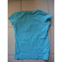 Camiseta Talla Ch Para Niño Marca Action Gear Color Azul