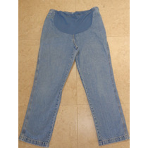 Pantalon De Maternidad T/ Grande French Desing