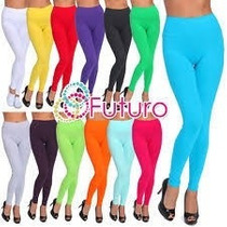 Mallones Leggins Lycra Ideal Para Calor