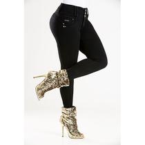 Pantalon Pull Up A Tan Solo $499 Super Hermoso (nyk5110)