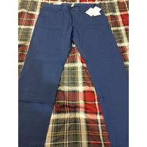 Pantalon Calvin Klein 34 X 30 Azul - Nuevo!