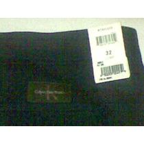 Calvin Klein Khakis Shorts Original Solo En Gamekiosko