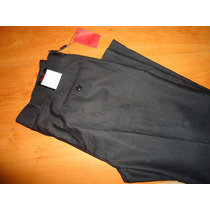 Excelente Formal Negro Slim Fit Studio 10 $69.50 Us