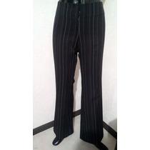 Pantalon De Vestir Ralladito Talla 9 Metropolis Compañy
