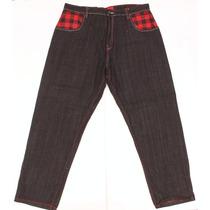 Jeans Evolution 42 X 34 Talla Extra Grande Plus Hip Hop Rap