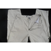 Pantalon De Pana Plugg Corte Carpintero 36x32