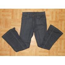 Modernos Jeans Acampanados, Strech, Talla 2