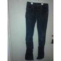 Pantalones De Mezclilla Talla 5