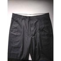 Pantalón De Vestir Marca Louis Raphael Talla 34