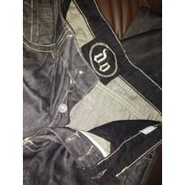 Pantalon Do 31 Color Negro Plastificado Recto
