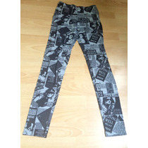 Pantalon Mayon Leggings Stamped Gaze Usa 100% Original!!