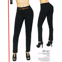 Pantalón De Vestir 180-50 Cklass