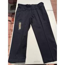 Pantalon Savane Cintura Expandible Tallas Extras 44x30 Negro