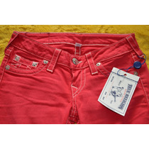 Jeans True Religion Modelo Skinny Natural