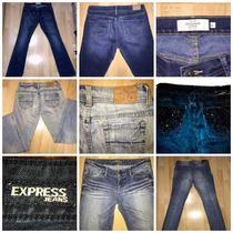Lote 30 Pantalones Levis Ralph Lauren Express Etc Original