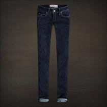 Pantalones Hollister Co. Skinny 26-28 Stretch Blusas,sudader