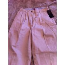 Pantalon Tommy Original Con Etiqueta Talla 4 Kaki