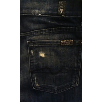 Seven For All Mankind Lexie Boot Cut Para Dama T. 24 Petite.