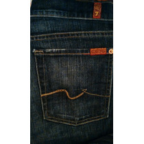 Seven For All Mankind Jeans Para Dama Boot Cut 32 S, True R.