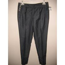 Pantalon De Vestir Para Dama Talla 5 Color Negro Nuevo