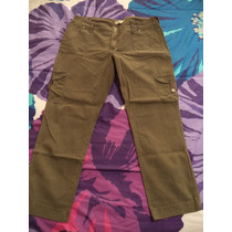 Pantalon Tipo Cargo Levi´s 100% Original 12-38 Cafe
