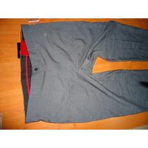 Elegante Formal Alfani Red $89.50 Us Corte Moderno Talla 38