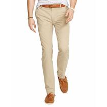 Pantalon Polo Ralph Lauren Tallas Extras 54x30 55% Descuento