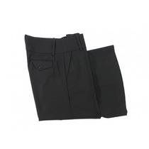 Pantalón Negro Acampanado Bcbgmaxazria