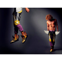 Adidas Jeremy Scott Js Wings Moto Pants
