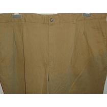 Pantalón Claiborne 100% Algodón Nuevo Talla Extra 42