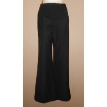 Sephora! Pantalón Negro De Maternidad, Talla 12 Americana