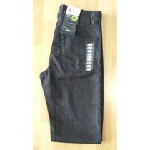 Jeans Hugo Boss Negros Mod. Oregon Talla 30x34 !!
