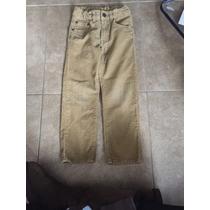 Pantalón De Pana Talla 4