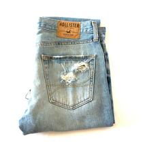 Jeans Caballero Hollister T32x30 Americano Importad0